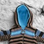 photo tricot modele tricot jacquard bebe 8