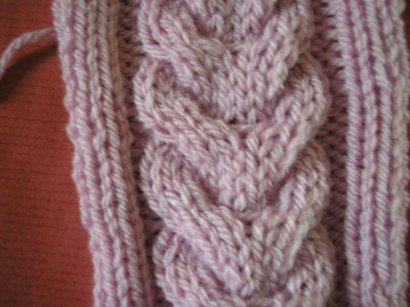 photo tricot modele tricot jersey aiguille 8 12