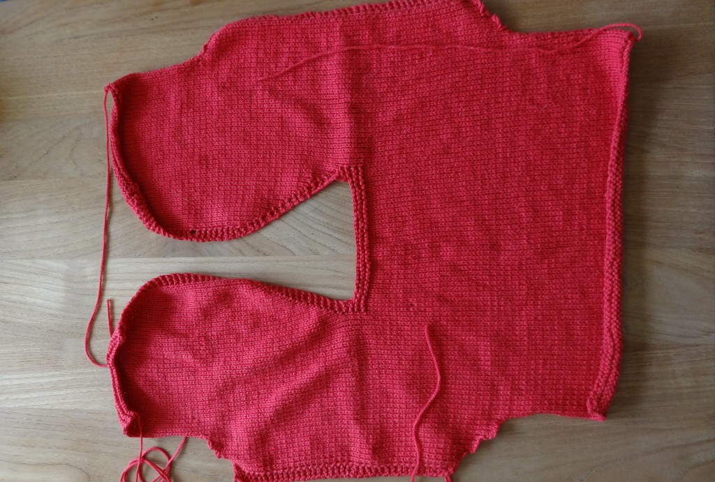 photo tricot modele tricot jersey aiguille 8 16