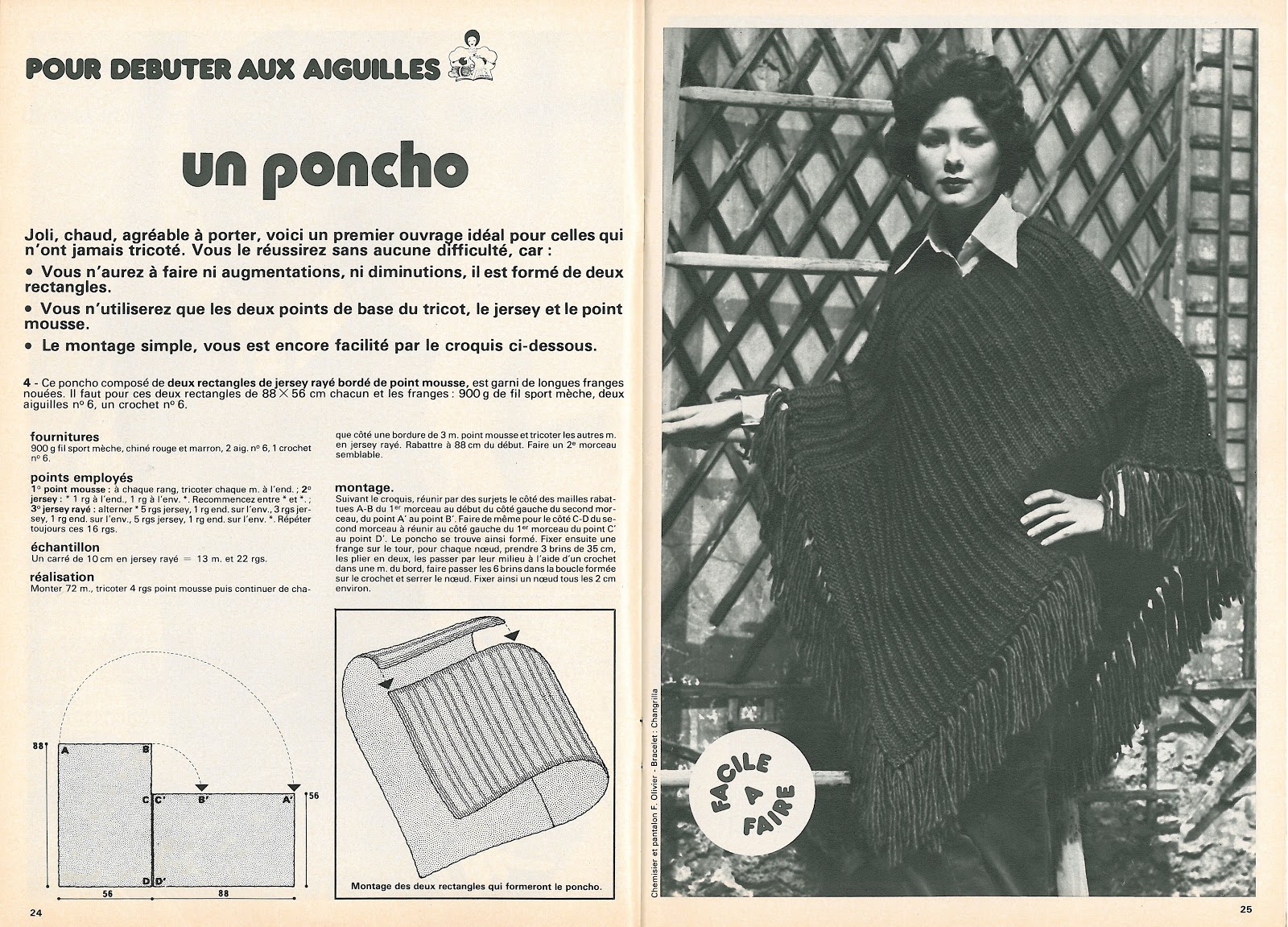 photo tricot modele tricot jersey aiguille 8 8