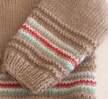 photo tricot modele tricot jersey aiguille 8 9