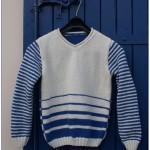 photo tricot modele tricot jersey bergere de france 12