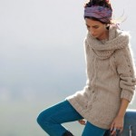 photo tricot modele tricot jersey bergere de france 15
