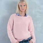 photo tricot modele tricot jersey fille 13
