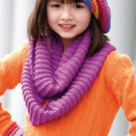photo tricot modele tricot jersey fille 5