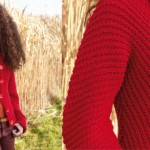 photo tricot modele tricot jersey fille 7