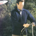 photo tricot modele tricot jersey homme 13