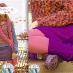 photo tricot modele tricot jersey jupe