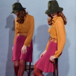 photo tricot modele tricot jersey jupe 5