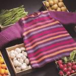 photo tricot modele tricot jersey jupe 9