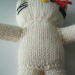 photo tricot modele tricot jersey kitty 3
