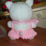photo tricot modele tricot jersey kitty 4