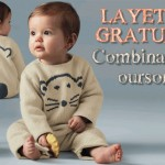 photo tricot modele tricot jersey ourson 18