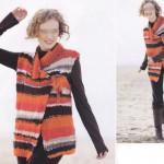 photo tricot modele tricot jersey veste 11