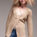 photo tricot modele tricot jersey veste 3