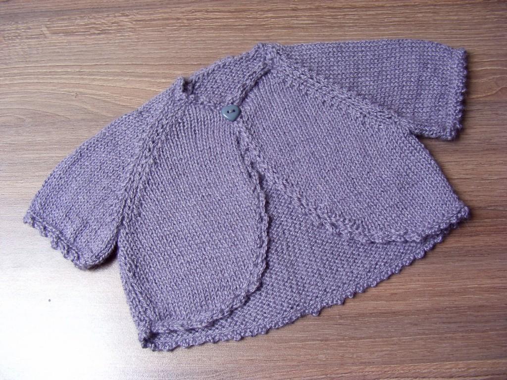 tricot layette gratuit bergere de france
