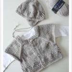 photo tricot modele tricot layette gratuit bergere de france 6