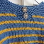 photo tricot modele tricot mariniere bebe 13
