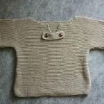 photo tricot modele tricot mariniere bebe 2