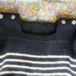 photo tricot modele tricot mariniere bebe 6