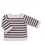 photo tricot modele tricot mariniere bebe 8