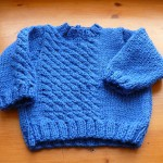 photo tricot modele tricot pull homme torsade 12