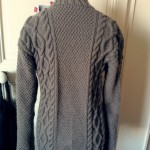photo tricot modele tricot pull homme torsade 13