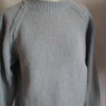 photo tricot modele tricot pull raglan femme 12
