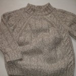 photo tricot modele tricot pull raglan femme 13
