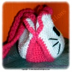 photo tricot modele tricot sac hello kitty 15