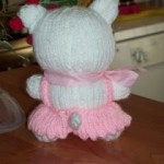 photo tricot modele tricot sac hello kitty 6