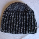 photo tricot modele tricoter bonnet homme 12