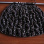 photo tricot modele tricoter bonnet homme 13