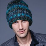 photo tricot modele tricoter bonnet homme 14