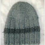 photo tricot modele tricoter bonnet homme 3