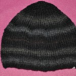 photo tricot modele tricoter bonnet homme 4