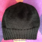photo tricot modele tricoter bonnet homme 7