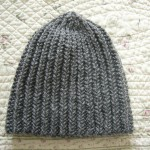 photo tricot modele tricoter bonnet homme 8
