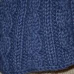 photo tricot modele tricoter echarpe 5