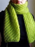 photo tricot modele tricoter facile une écharpe 12 8217090f06f