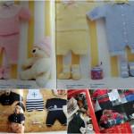 photo tricot modeles tricots gratuits layette bergere france 17