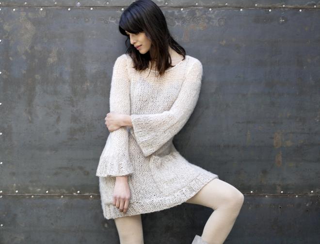 photo tricot patron tricot béret tendance gratuit 10