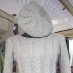 photo tricot patron tricot béret tendance gratuit 16
