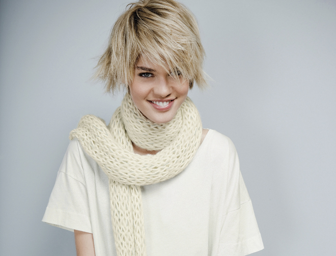 photo tricot patron tricot béret tendance gratuit 6
