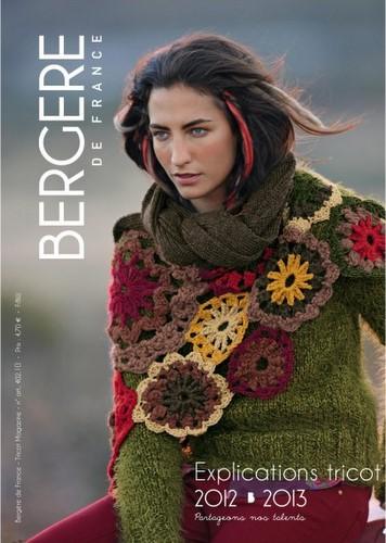 photo tricot patron tricot gratuit bergere france 7