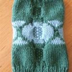 photo tricot patron tricot jambière bébé 10