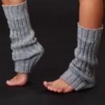 photo tricot patron tricot jambière bébé 14
