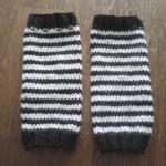 photo tricot patron tricot jambière bébé 18