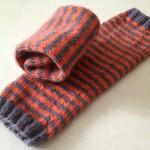 photo tricot patron tricot jambière bébé 4
