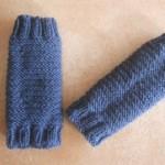 photo tricot patron tricot jambière bébé 9